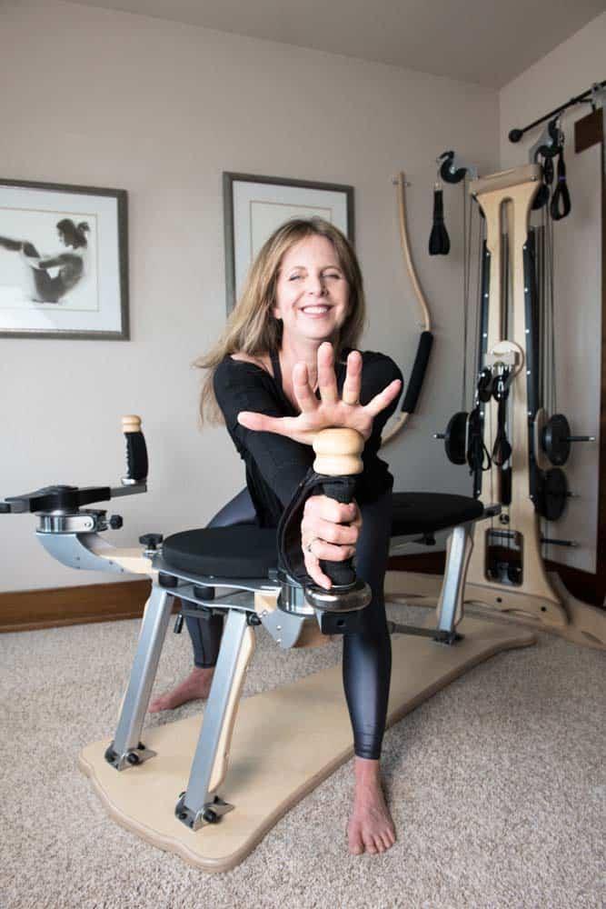 Kimberly Casinelli Gyrotonic® instructor